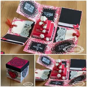 platter mat paper and handmade exploding box