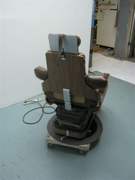 pelton crane chairman cm patient chair pre owned