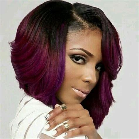 Black Weave Bob Hairstyles by 15 Chic Bob Hairstyles Black Haircut Designs