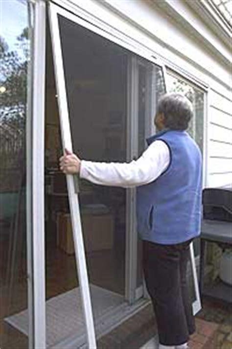 cost  replace patio door screen