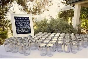 Mason Jars as drinking glasses?