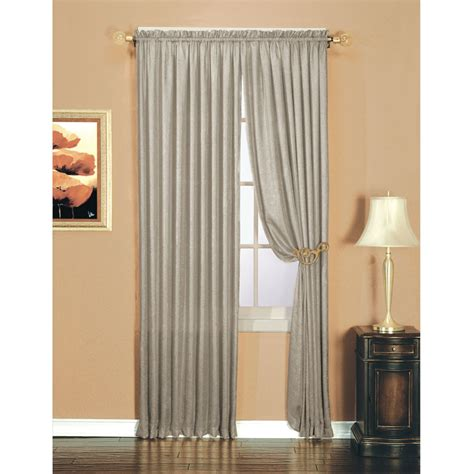 Smith Curtains Drapes - smith voile window panel home home decor