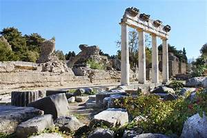 Archaeological Site of Ancient Agora and Port of Kos - GTP