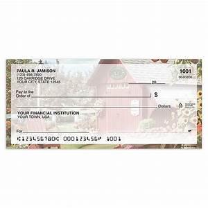 barns checks checks in the mail With barn checks