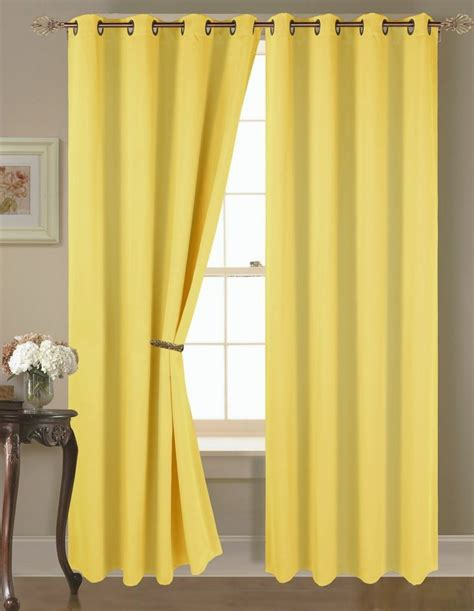 empire home solid thermal blackout grommet curtain