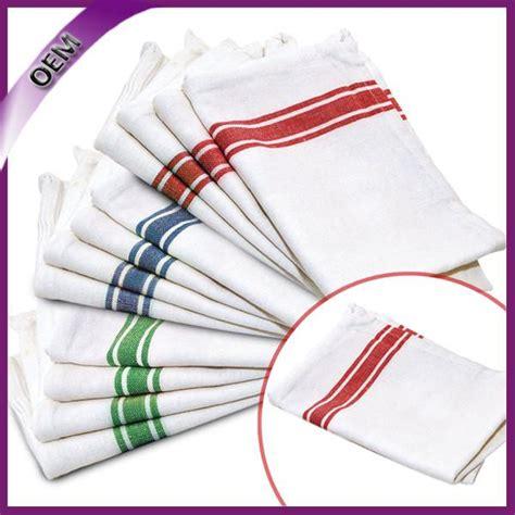 Kitchen Towels Wholesale by Cheap Wholesale 100 Cotton Striped Design Kitchen Towel