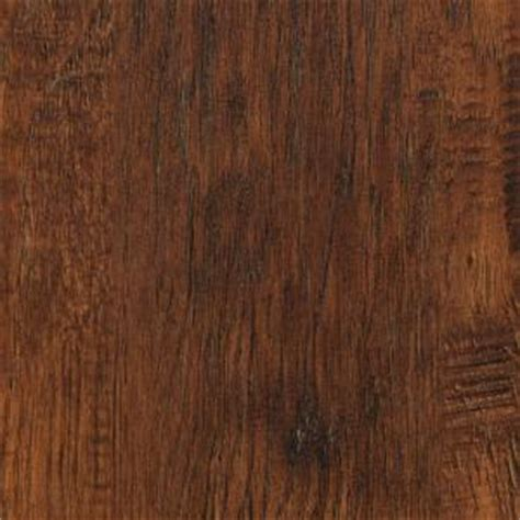 black laminate flooring home depot trafficmaster alameda hickory laminate flooring 0 49sq ft home depot w in store pu