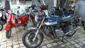 Garage Moto Paris : garage r parateur moto et scooter paris 18 del sarte moto youtube ~ Medecine-chirurgie-esthetiques.com Avis de Voitures