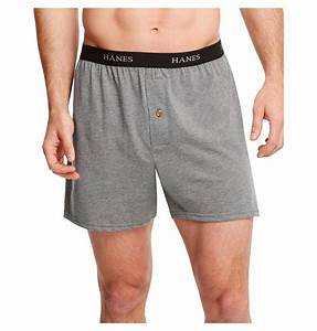 Hanes Classics Men 39 S Tagless Comfortsoft Knit Boxers With