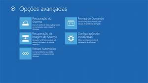 WinRE: o ambiente de recuperação do Windows 8