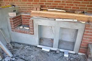 Küchenzeile Selber Bauen : die m mmis bauen einen neuen grillsportplatz mit monolith und fire magic gasgrill seite 22 ~ Buech-reservation.com Haus und Dekorationen