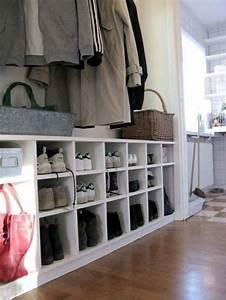 Flur Ideen Ikea : die besten 25 garderobe kleiner flur ideen auf pinterest ~ Lizthompson.info Haus und Dekorationen