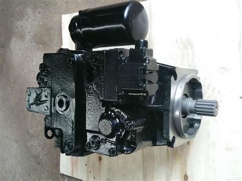Sauer danfoss 90R055 hydraulic piston pump - 90R series ...