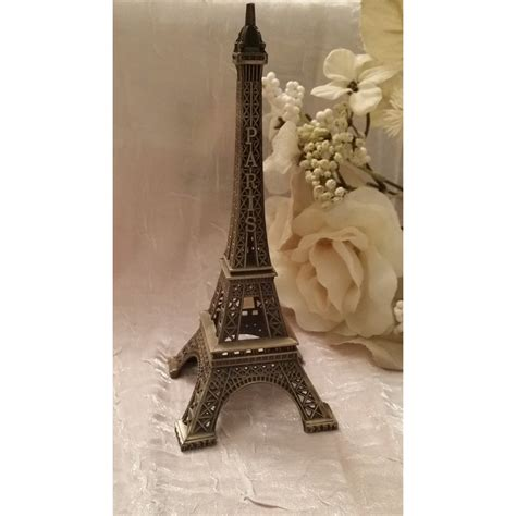 Tower Decorations by Eiffel Tower Favor Eiffel Tower Decoration Wedding Favor