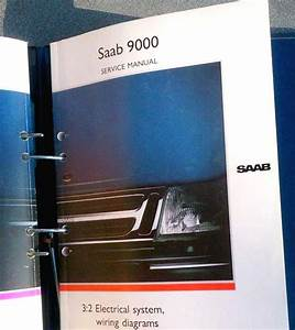 Workshop Manuals For Saab 9000 In English