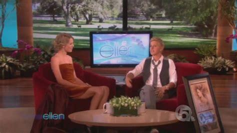 Taylor Swift interview HD Ellen Degeneres 2009 talks about ...