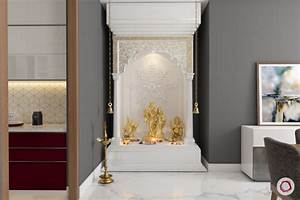 Awesome Pooja Room Designs For Home Gallery - Interior