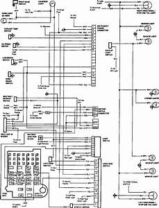 1987 Gmc Truck Wiring Diagram