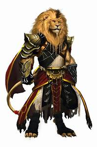 Lion warrior 1 by orochi-spawn cat humanoid fighter knight ...