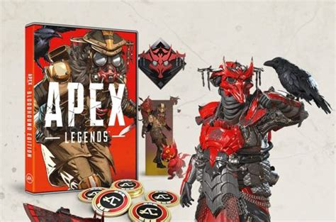 apex legends lifeline  bloodhound physical editions