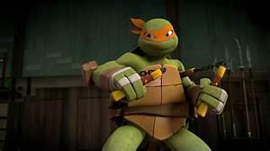 Michelangelo - ... Tmnt 2012