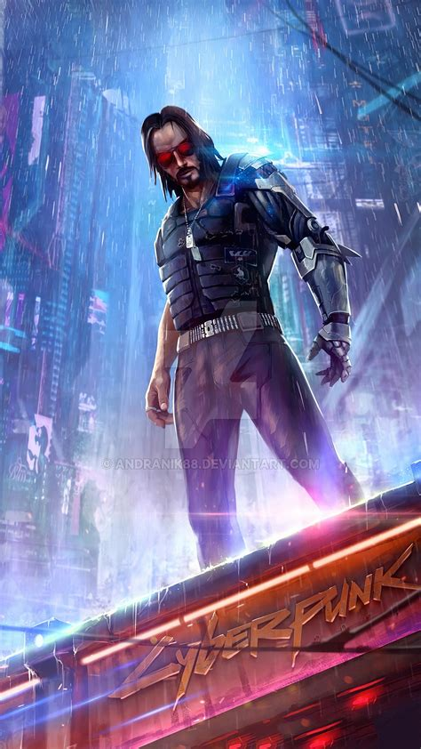Delighted about keanu reeves playing silverhand in and we couldn't help but scour the internet for the best wallpapers for cyberpunk 2077. #324287 Cyberpunk 2077, Johnny Silverhand, 4K phone HD Wallpapers, Images, Backgrounds, Photos ...