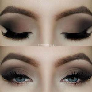 Best Ideas For Makeup Tutorials : Brown Matte Smokey Eye ...