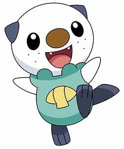 Pokemon Black And White Oshawott