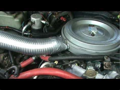 wd suburban  diesel swap part  youtube