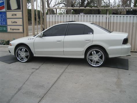 2002 Mitsubishi Galant Rims by Drips 2002 Mitsubishi Galant Specs Photos Modification