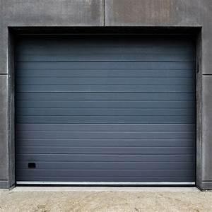porte de garage sectionnelle porte de garage With mesure porte de garage