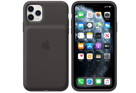 apple releases smart battery case wireless charging