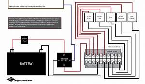 Block Relay Wiring Diagram