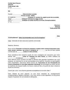 modèle lettre de partenariat commercial exemple de lettre commerciale mod 232 le de courrier