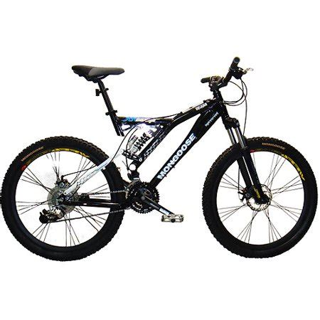 mens mongoose xr comp dual suspension bike walmartcom