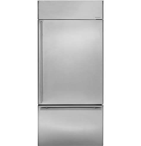 zicsnhrh monogram  built  bottom freezer
