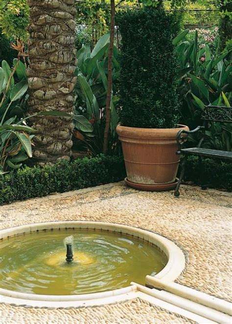 El Patio Eau Water by Meer Dan 1000 Idee 235 N Tuin Water Fonteinen Op