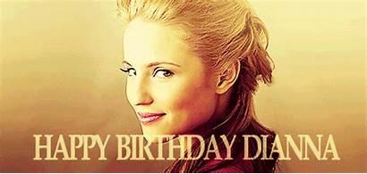 Happy Dianna Birthday Glee Fanpop