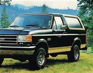 Diagram For 1988 Ford Bronco