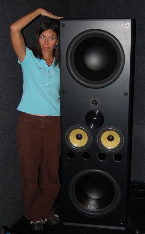 induction dynamics id  tower speakers audioholics