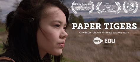 paper tigers educational version    dvd