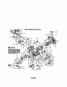 33 Craftsman 18 42cc Chainsaw Fuel Line Diagram