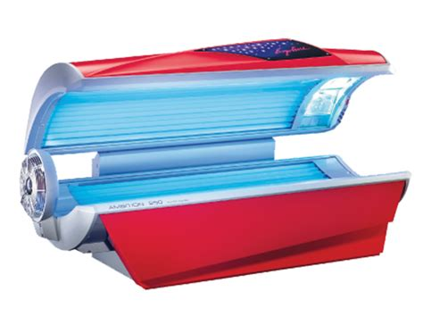 Ergoline Tanning Bed by Artisun Tanning Beds