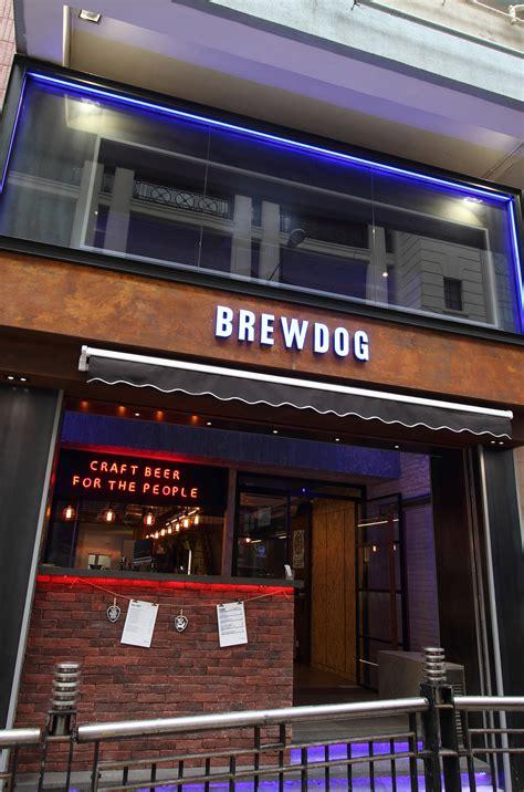 brewdog bar hk construction  asia