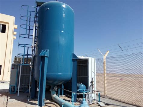 water hammer protection system egyptian engineering company