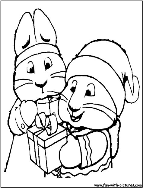 max ruby coloring pages   print