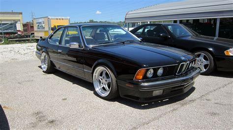 1989 Bmw 635csi L6 5 Speed