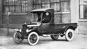 1925  Ford U0026 39 S First Real Pickup