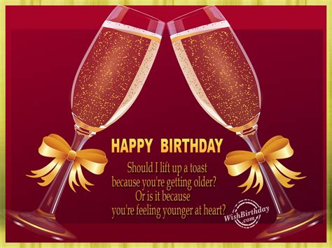 Browse our selection, customize your message & send funny birthday greeting cards online! Happy Birthday To My Friend - WishBirthday.com