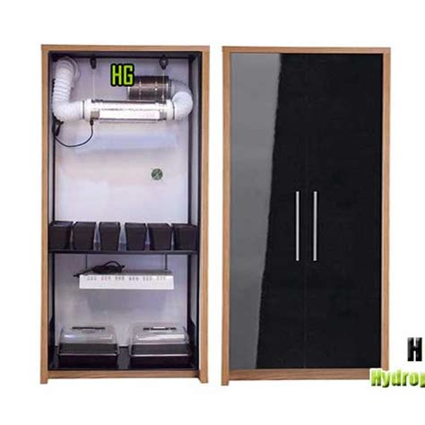 Stealth Grow Cabinet Uk by Stealth Wardrobe Gloss Grow Box
